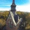 Bilder från Nacka kyrka