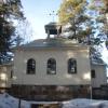 Bilder från Skogsö kapell
