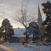 Bilder från Duvbo kyrka