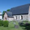 Bilder från Rimbo kyrka