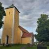 Bilder från Odensala kyrka