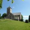 Bilder från Skånela kyrka