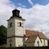 Bilder från Övergrans kyrka