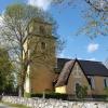 Bilder från Häggeby kyrka