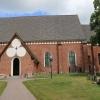 Bilder från Vendels kyrka