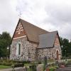 Bilder från Tegelsmora kyrka
