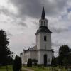 Bilder från Västlands kyrka