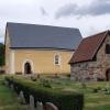 Bilder från Uppsala-Näs kyrka