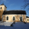 Bilder från Åkerby kyrka