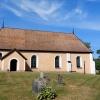 Bilder från Almunge kyrka