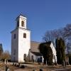 Bilder från Alsike kyrka