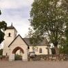 Bilder från Vassunda kyrka