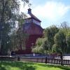 Bilder från S:ta Birgittakyrkan