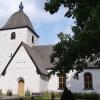 Bilder från Kulla kyrka