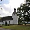 Bilder från Biskopskulla kyrka