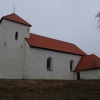 Bilder från Stjärnholms kyrka