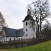 Bilder från Åsbo kyrka