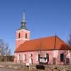 Bilder från Slaka kyrka