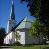 Bilder från Motala kyrka
