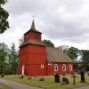 Bilder från Kävsjö kyrka