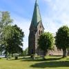 Bilder från Sandviks kyrka