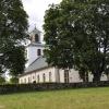 Bilder från Reftele kyrka