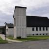 Bilder från Landsjökyrkan