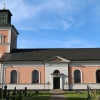 Bilder från Barkeryds kyrka
