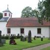 Bilder från Dannäs kyrka