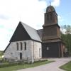 Bilder från Nydala Klosterkyrka