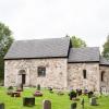 Bilder från Gamla Hjelmseryds kyrka
