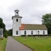 Bilder från Ramkvilla kyrka