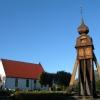 Bilder från Karlstorps kyrka