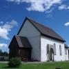 Bilder från Lannaskede gamla kyrka