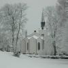 Bilder från Lannaskede-Myresjö kyrka
