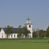 Bilder från Hults kyrka