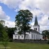 Bilder från Älmeboda kyrka