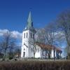 Bilder från Hinneryds kyrka