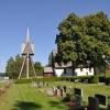 Bilder från Sjösås gamla kyrka