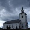 Bilder från Sjösås nya kyrka