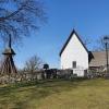 Bilder från Jäts gamla kyrka