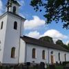 Bilder från Asa kyrka