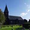 Bilder från Aneboda kyrka
