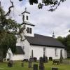 Bilder från Odensjö kyrka