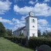 Bilder från Målilla kyrka
