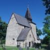 Bilder från Hossmo kyrka