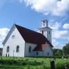Bilder från Ryssby kyrka