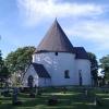 Bilder från Hagby kyrka