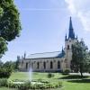 Bilder från Oskarshamns kyrka