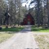 Bilder från Bockara kyrka